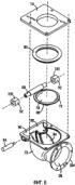 Выпускной клапан для унитаза