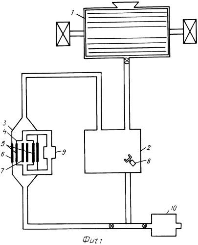 Способ охлаждения долота при бурении скважин и устройство для его осуществления