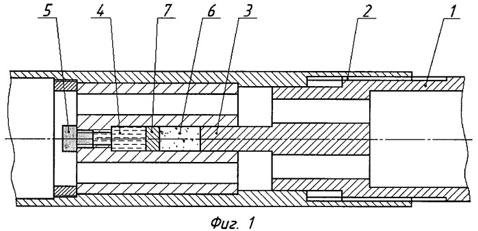 Устройство для замера осевой нагрузки на долото