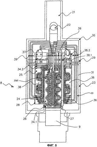 Генератор горячего газа и установка для сушки или дегидратации, в которой используется такой генератор