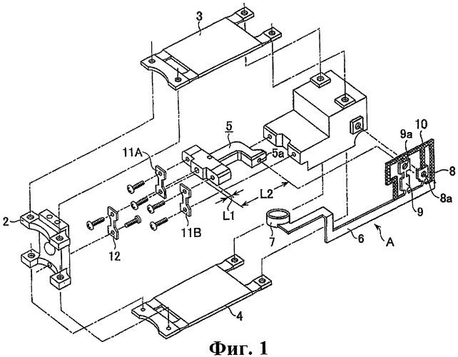 Механизм измерения нагрузки для электронных весов и способ сборки данного механизма