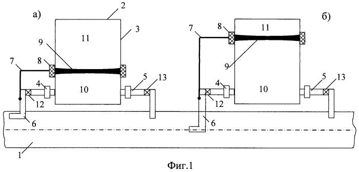 Способ определения количества ферромагнитных частиц в потоке жидкости или газа и устройство его осуществления