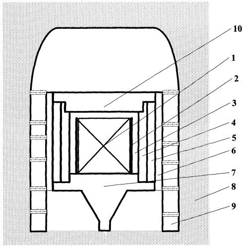 Способ вывода из эксплуатации канального уран-графитового ядерного реактора