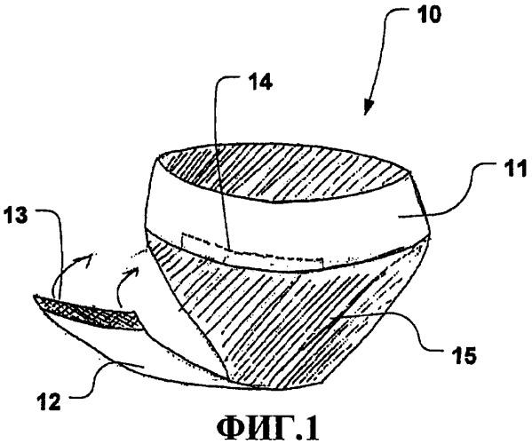 Одноразовое нижнее белье с передней открывающейся вставкой