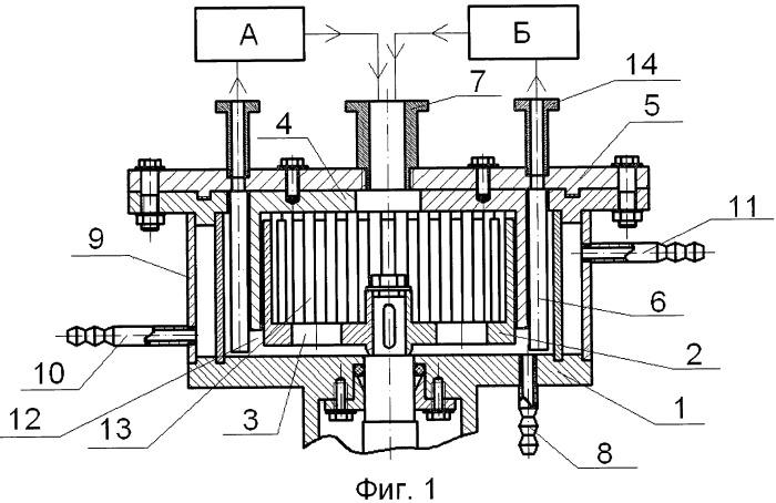 Роторно-пульсационный экстрактор с промежуточной обработкой продукта