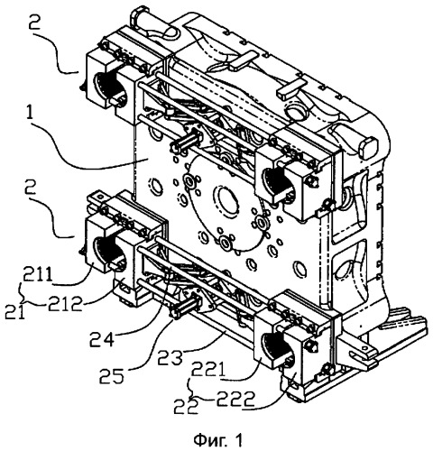 Литьевая машина типа термопласт-автомат