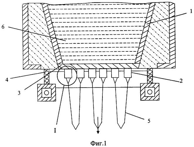 Устройство для выработки непрерывного волокна из базальтового сырья