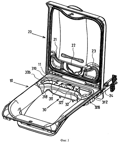 Стиральная машина с верхней загрузкой