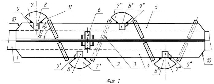 Скребок-центратор для насосных штанг
