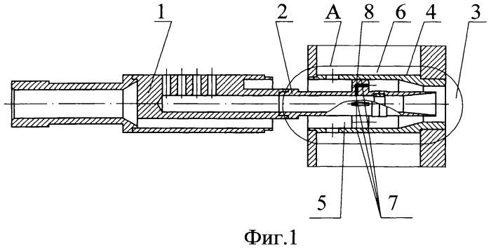 Способ подачи компонентов топлива в камеру жидкостного ракетного двигателя