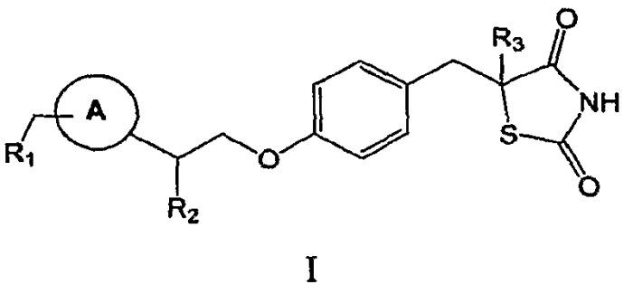Аналоги тиазолидиндиона