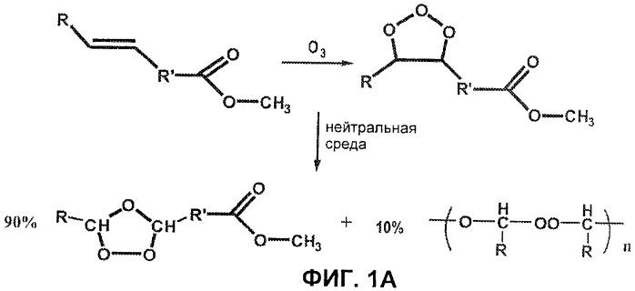 Реакции озонолиза в жидком co2 и растворителях, расширенных co2