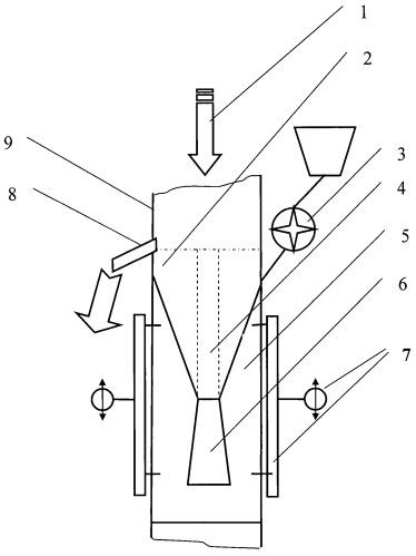 Микроволновой способ вспенивания гранул пенополистирола