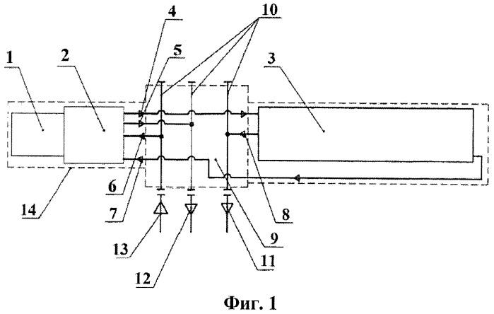 Опреснительная установка обратного осмоса и ее модуль