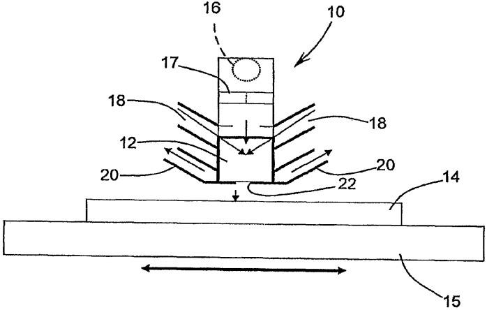 Низкотемпературный способ изготовления изделия с покрытием из оксида цинка