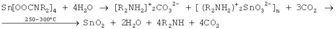 Способ получения тонких пленок диоксида олова
