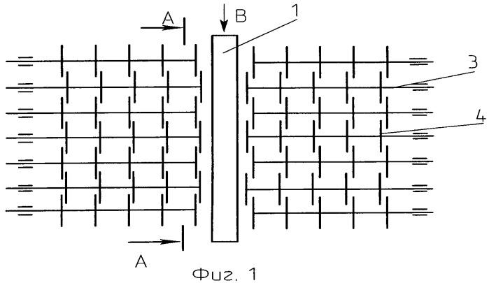 Способ и устройство для подготовки льняной тресты к трепанию