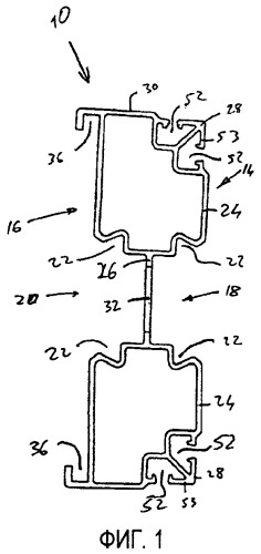 Система боковой опалубки