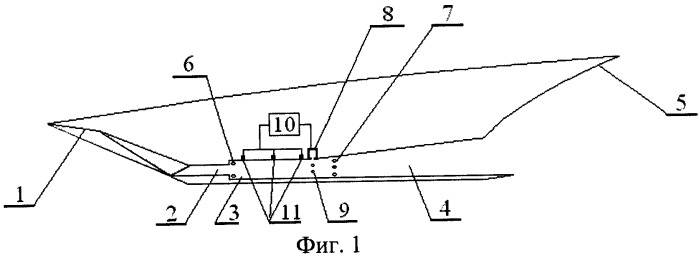 Сверхзвуковой прямоточный воздушно-реактивный двигатель с пульсирующим режимом горения (спврд с прг) и способ его работы