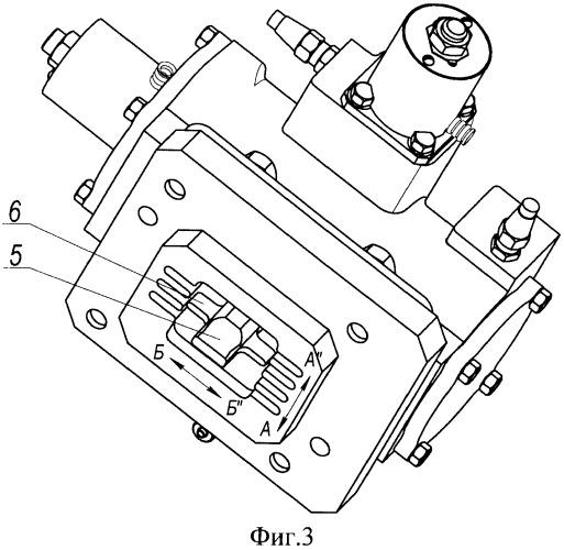 Исполнительный механизм коробки передач