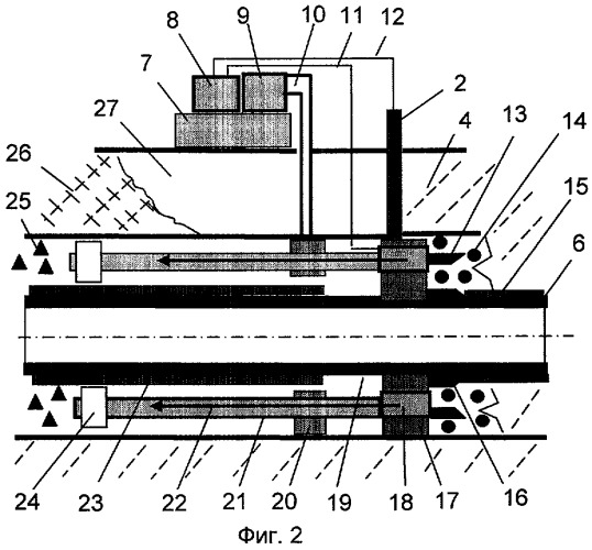 Способ замены наружного дефектного изоляционного покрытия трубопровода