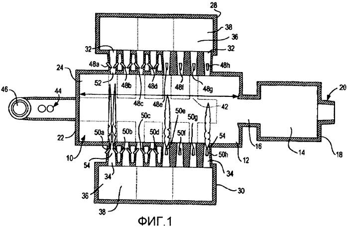 Способ и устройство для подачи пылевидного материала