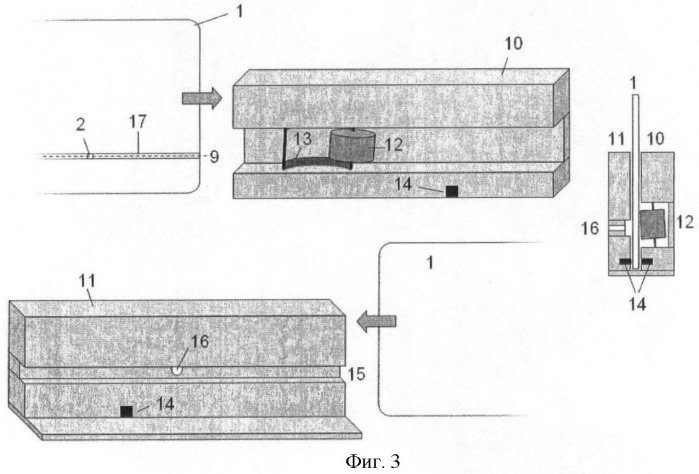 Способ и устройство для считывания информации оптическим методом