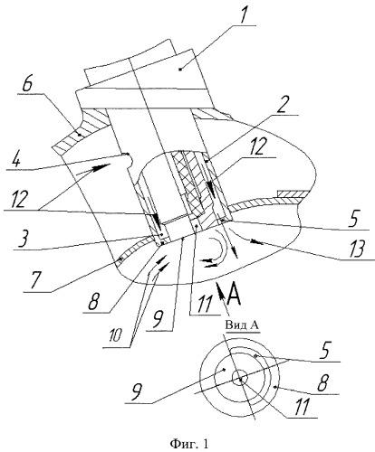 Запальное устройство для розжига камер сгорания авиационных газотурбинных двигателей