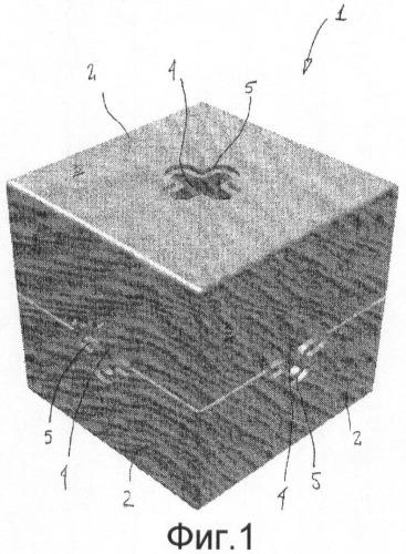Игрушечный блок, соединительный элемент игрушечного блока и элемент игрушечного блока для изготовления игрушечного блока