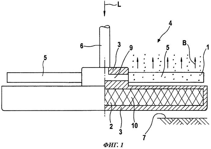 Способ перемешивания и/или аэрации жидкостей, в особенности сточных вод, в особенности с помощью затопляемого аэратора