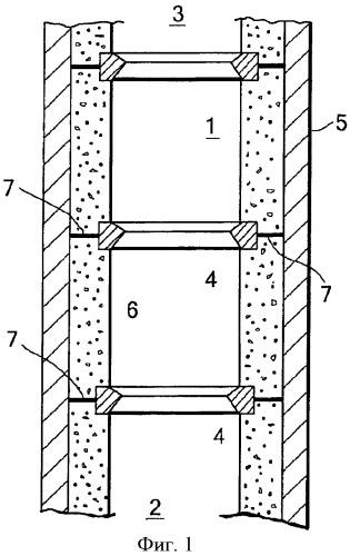 Стояк-реактор каталитического крекинга