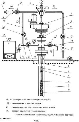 Способ добычи скважинной жидкости в осложненных условиях и устройство для его осуществления