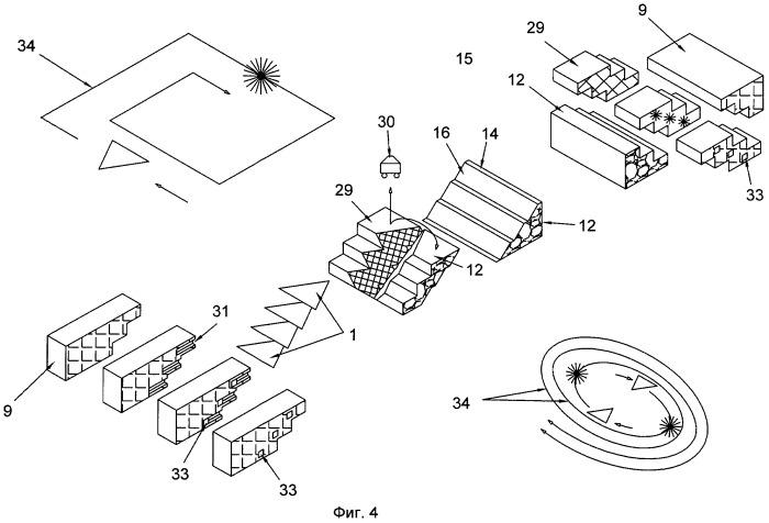 Непрерывный буровзрывной способ добычи полезных ископаемых спиральными выработками незасыпными устройствами