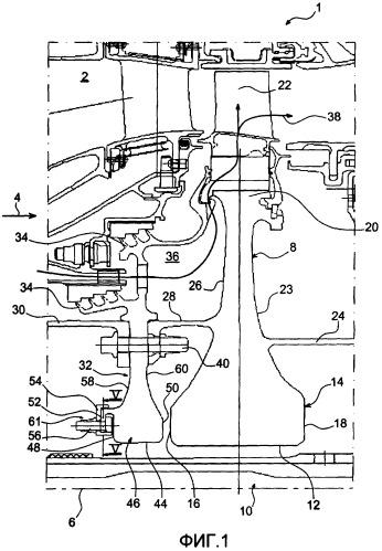 Система уравновешивания ротора газотурбинной установки, диск ротора и конструкционный узел, содержащий такую систему, и газотурбинная установка
