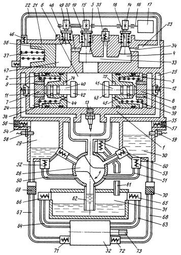 Двигатель внутреннего взрыва гребенюка