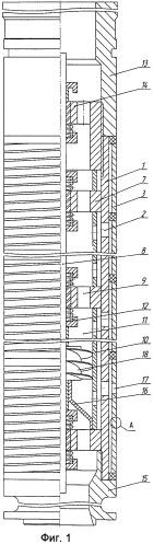 Входной модуль погружного электроцентробежного насоса