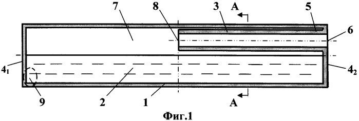 Капиллярный диффузионный источник микропотока пара