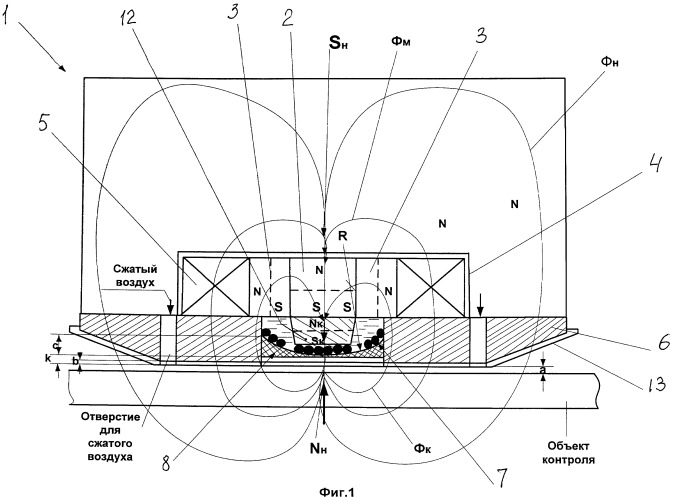 Электромагнитно-акустический преобразователь