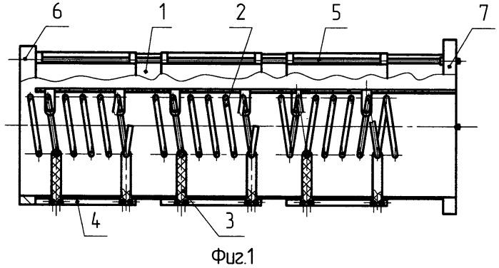 Замедляющая система спирального типа