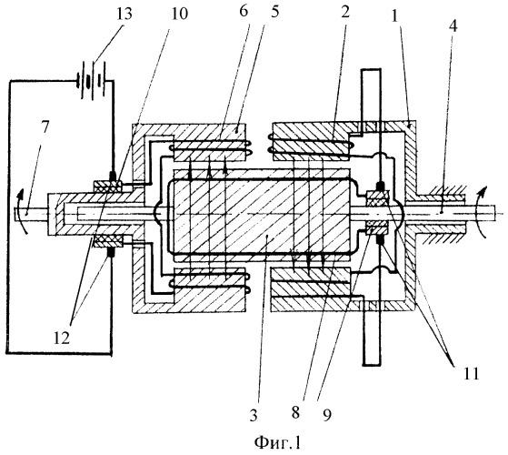 Электромеханический вариатор