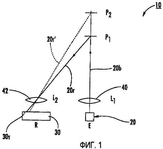 Цифровая камера с системой триангуляционной автоматической фокусировки и связанный с ней способ