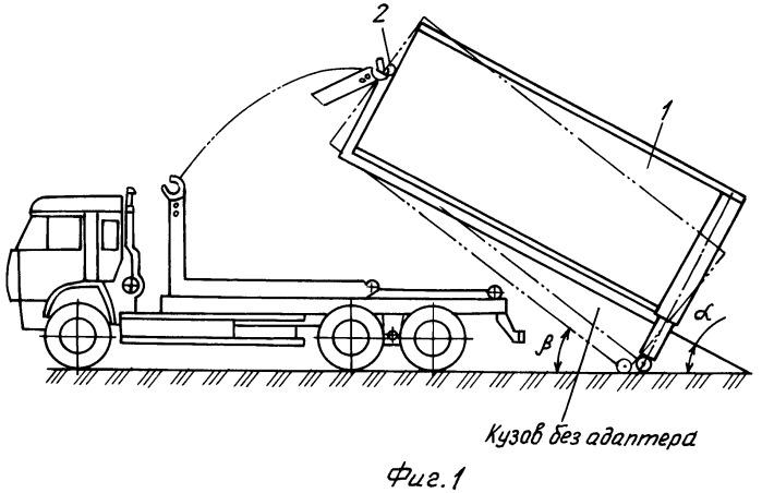 Транспортный адаптер для автомобилей и тракторных прицепов