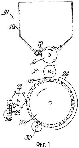 Устройство для разрезания компонентов фильтра