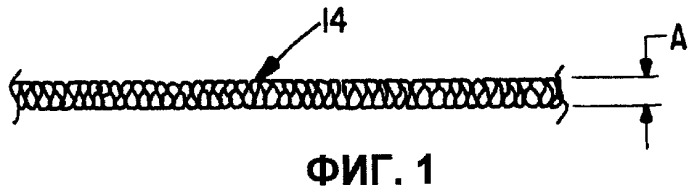 Оплеточное закупоривающее устройство, имеющее повторяющиеся участки увеличенного объема, разделенные участками сочленения