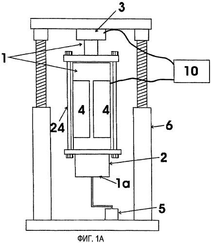Способ и устройство для получения образцов тяжелой нефти из образца пластового резервуара