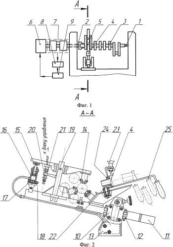 Устройство для нанесения покрытий на шатунные и коренные шейки коленчатых валов
