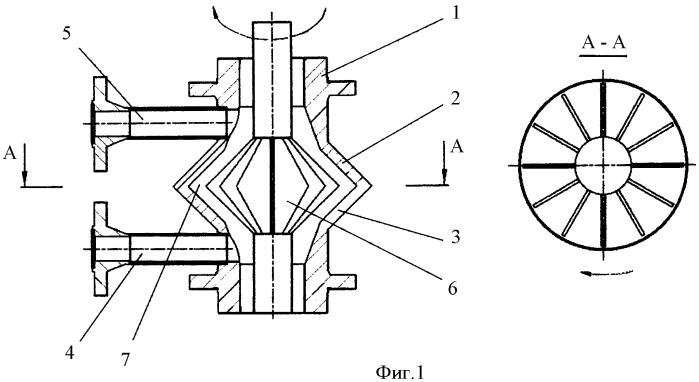 Способ гидрокрекинга тяжелого нефтяного сырья с использованием вихревого реактора (вр)