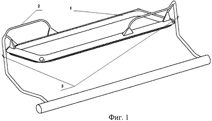 Способ улавливания отходящих газов из алюминиевого электролизера
