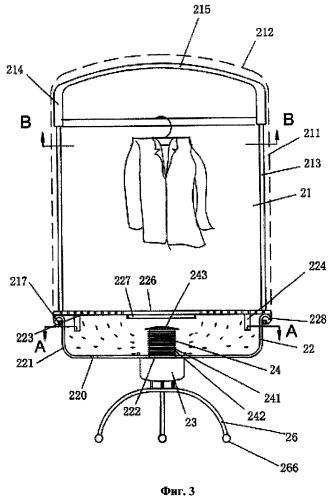 Безопасная машина для сушки одежды с большой вместимостью