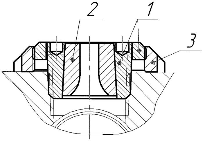 Форсунка для гидропескоструйного перфоратора